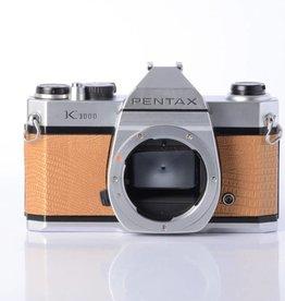 Pentax Pentax K1000 (Gold Lizard) SN: 6403056