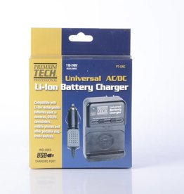 Premium Tech PremiumTech Universal Lithium Battery Charger