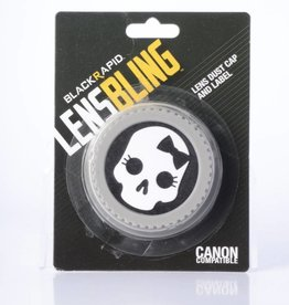 BlackRapid Canon Skull Bow Rear Lens Cap