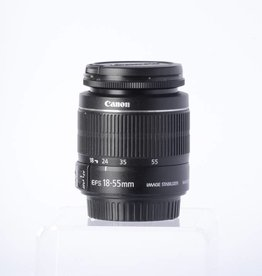 Canon Canon 18-55mm f/3.5-5.6 IS SN: 8206088522