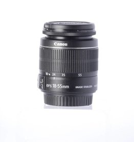 Canon Canon 18-55mm IS SN: 1246030372