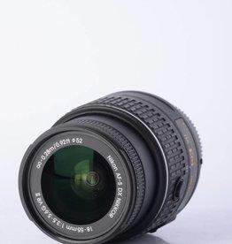 Nikon Nikon 18-55mm f/3.5-5.6 VR II SN: 23948247
