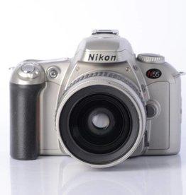 Nikon Nikon N55 Kit w/ 28-80mm Nikkor Zoom Lens (F55 Equivalent )