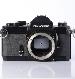 Nikon Nikkormat FT3 (black) SN: 6100800