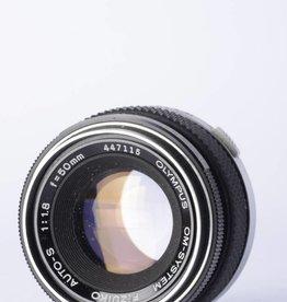 Olympus Olympus 50mm f/1.8 SN: 447115