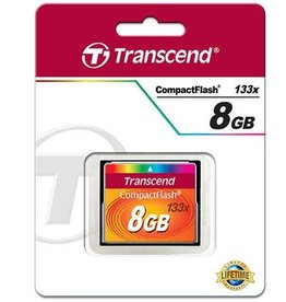 Transcend Transcend 8 GB CF Card