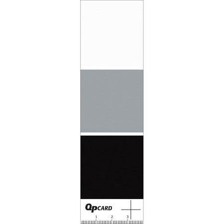 Digital Color Balance Card