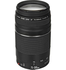 Canon EF 75-300mm f/4-5.6 III NEW
