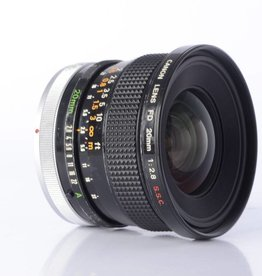 Canon Canon 20mm F2.8 SSC SN:26343