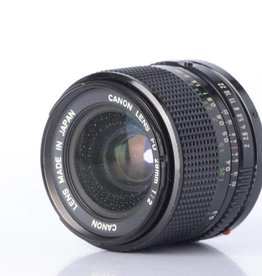 Canon Canon FD 28mm f/2 SN: 11081