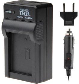 VidPro PowerTech Charger for Canon LPE8 LP-E8