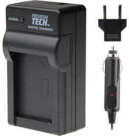 VidPro PowerTech Charger for LP-E6 LPE6