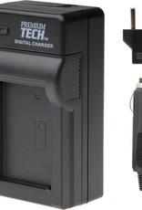 VidPro PowerTech Charger for Nikon EN-EL15 ENEL15