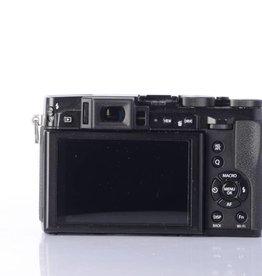 Fujifilm Fuji X30 SN: 4DA30308
