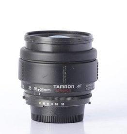 Tamron AF 24-7/03.3-5.6 SN: 701647