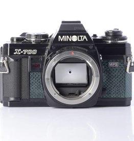Minolta Minolta X-700 SN: 1220103 -Green Lizard