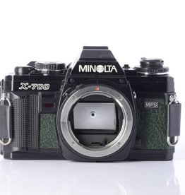 Minolta Minolta X-700 (Green Leather) SN: 1501079
