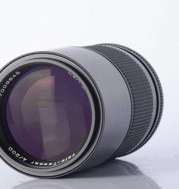 Zeiss Zeiss 200mm f/4 T* C/Y Mount SN: 7009645
