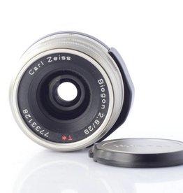 Zeiss Contax Zeiss 28mm f/2.8 Biogon SN: 7733128