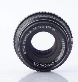 Pentax Pentax 50mm f/2 SMC M SN: 4131200