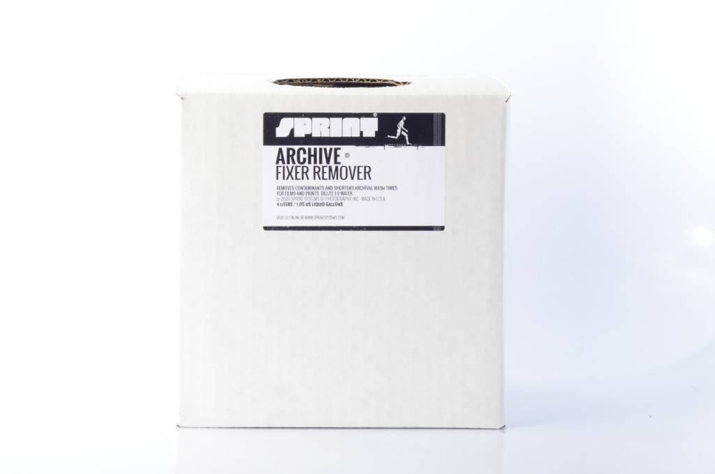 Sprint Systems Archive Fixer Remover 4 Litre