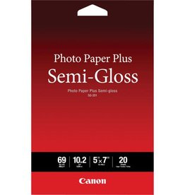 Canon 5x7 20 Sheet Semi Gloss