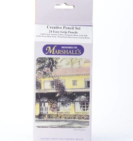 Marshall's Memories by Marshalls Creative Pencil Set - 24 CT