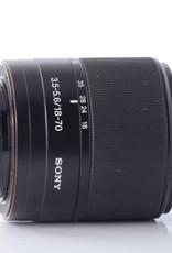 Sony Sony 18-70mm SN: 2677441