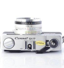 Canon Canon Canonet QL17 SN: H89541