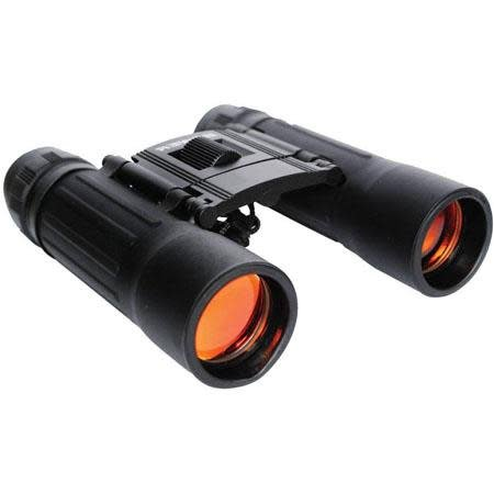 Bower Bower 10x25mm High Power Weather Resistant Roof Prism Compact Binocular