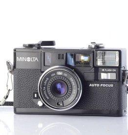 Minolta Minolta Hi-Matic  Himatic AF2 with case and original cap