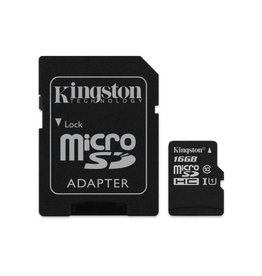 Kingston Kingston 16GB Micro SD