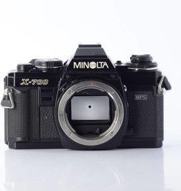 Minolta X-700 - SN: 2037923