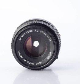 Canon Canon 50mm F1.8 FD Manual Focus lens