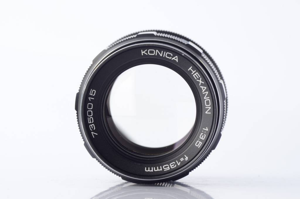 Konica Konica 135mm 3.5 AR mount