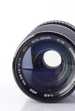 Soligor Soligor 80-200mm f4.5 zoom lens