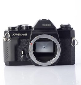 Ricoh Ricoh KR-5 Super II 35mm Camera Body K-mount