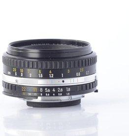 Nikon Series E 50mm F1.8 SN: 2500651