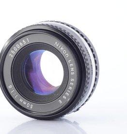 Nikon Nikon Series E 50mm F1.8