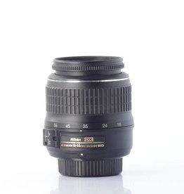 Nikon Nikon 18-55mm f/3.5-5.6 II SN: 7587149