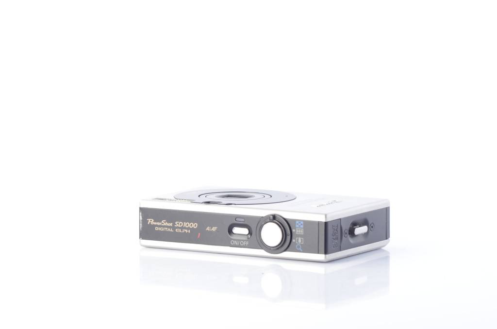Canon Canon Powershot SD1000 SN: 4723437086