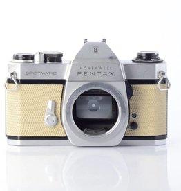 Pentax Pentax Spotmatic SP II (Beige Lizard) SN: 5081121