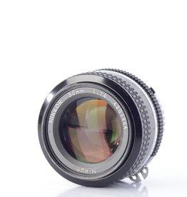 Nikon Nikon 50mm f/1.4 SN: 4201264
