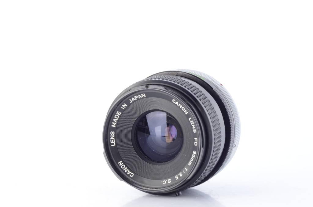 Canon Canon SC 35mm f/3.5 SN: 149461