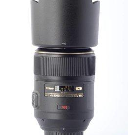 Nikon Micro 105mm f2.8 SWM ED IF FX VR