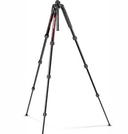 Manfrotto Manfrotto Befree Advanced Aluminum Travel Tripod Twist RED, ball head