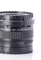 Rokunar 2X Tele Converter For M645 SN: 516081