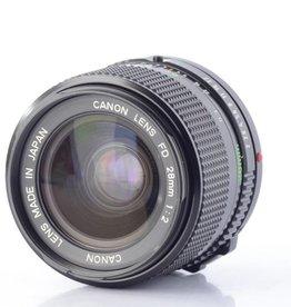 Canon Canon FD 28mm f/2 SN: 34169