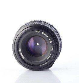 Minolta 50m f/2 SN:1685973