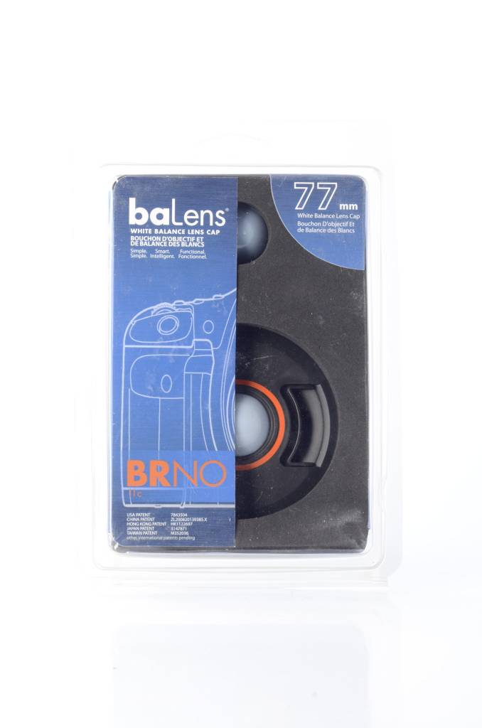 Balens 77mm w/ neutral and Warm
